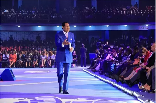 A Couple of Messages From the Man of God, Pastor Chris