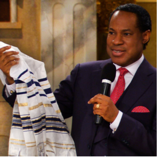 The Special Power of the Healing Shawl - Pastor Chris Live USA
