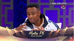 Martin PK (Music Minister)