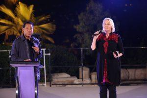 Pastor Chris Oyakhilome Ministering in Israel