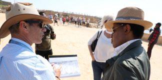 Pastor Chris in Caesarea