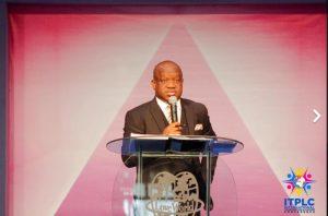 Esteemed Pastor Vale Odu-Thomas