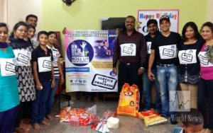 Loveworld volunteers in India last year, Loveworld News