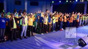 Easter Youth Camp with Pastor Chris Oyakhilome