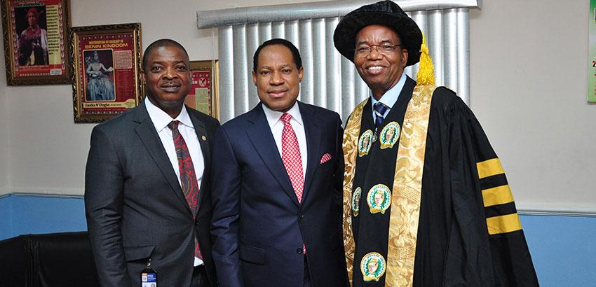 Pastor Chris Oyakhilome Donates 1 Billion Dollars to