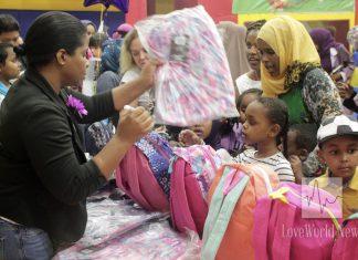 Christ Embassy Bayview assist 400 kids in Toronto's Inner City