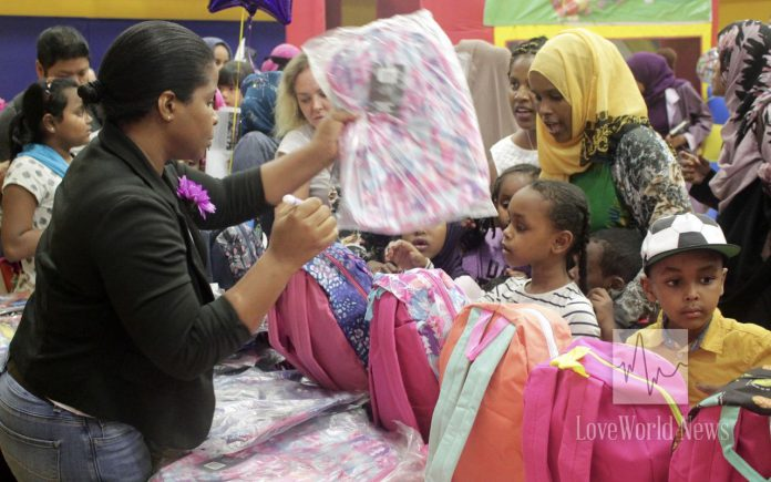 Christ Embassy Bayview assist 400 kids in Toronto's Inner City