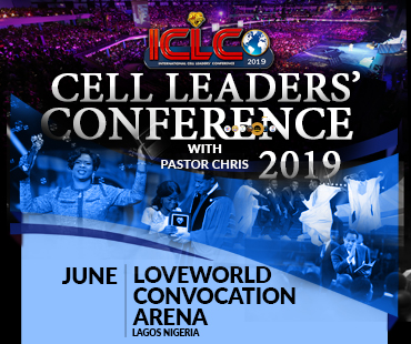 International Cell Leaders Conference 2019 with Pastor Chris