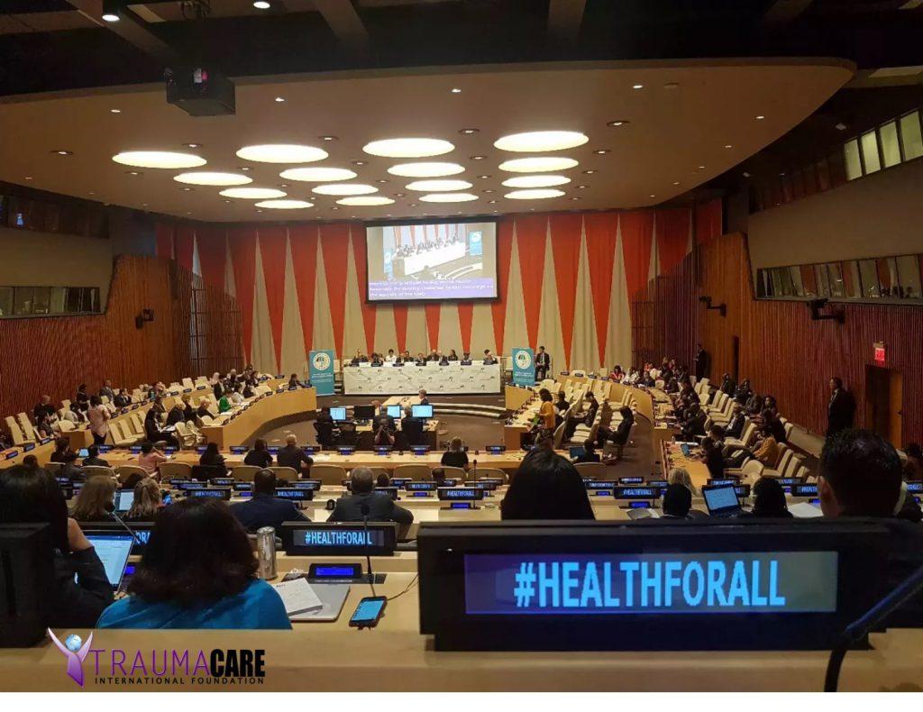 TCIF At The UN Summit