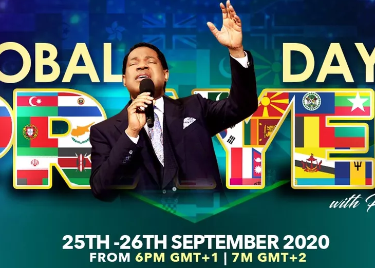 Third Global Day of Prayer with Pastor Chris Oyakhilome